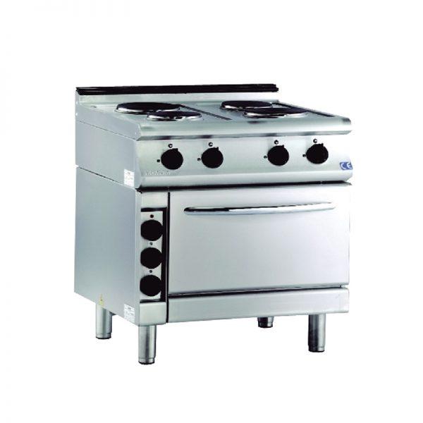 Cocina Eléctrica con Horno 7KE230