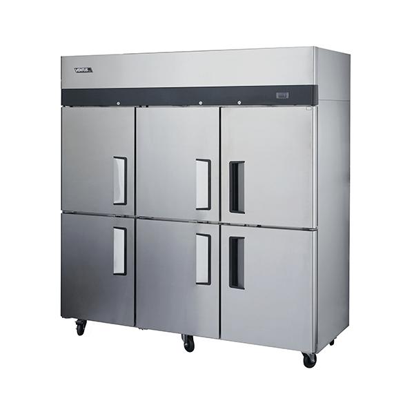 Refrigerador 6 Puertas Acero Inoxidable VR6PS-1400 Ventus