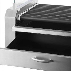 Roller Hot Dog 11 Rodillos VRHD-11T