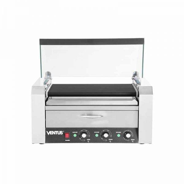 Roller Hot Dog 9 Rodillos VRHD-9T