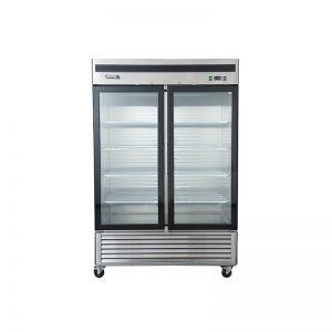 Freezer Industrial 2 Puertas de Vidrio VF2PS-1400V