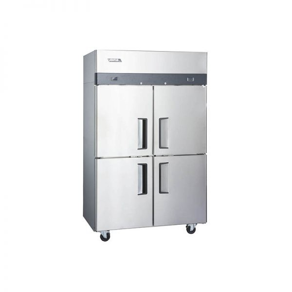 Refrigerador Freezer 4 Puertas Acero Inoxidable VRF4PS-1000