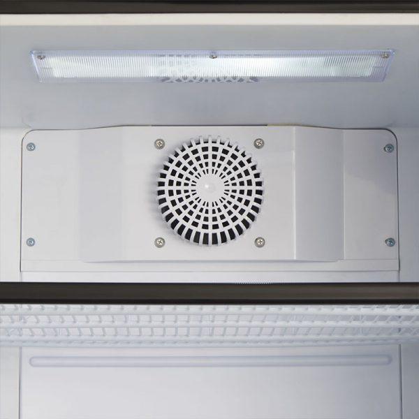 Visicooler 360lts turbo cooling LG-360TC